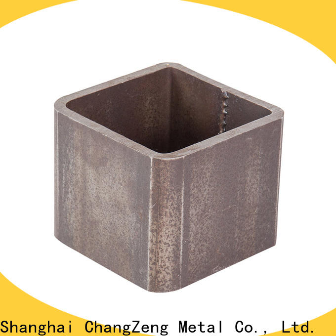ChangZeng steel tube suppliers factory for building