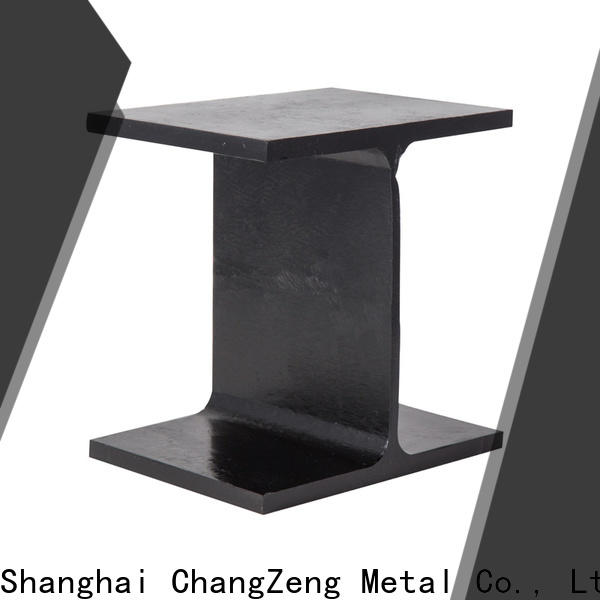 ChangZeng quality rolled steel angle section properties wholesale for construct