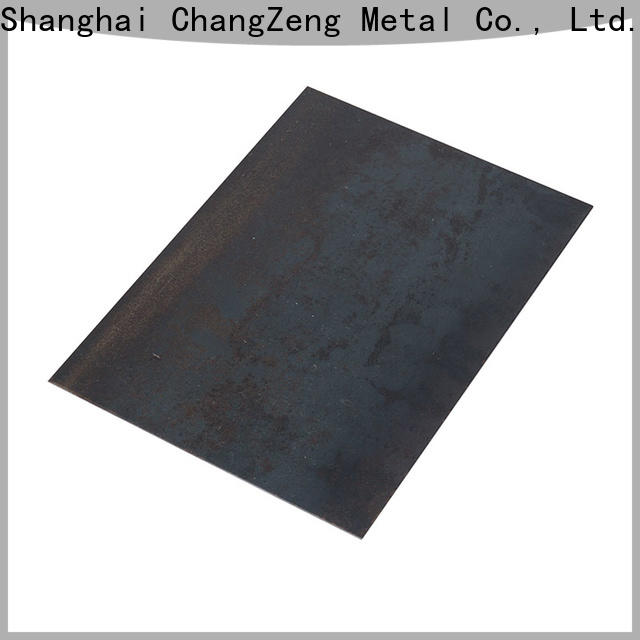 ChangZeng thin stainless steel sheet metal Suppliers for construction
