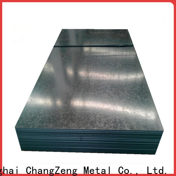 ChangZeng Best 14 gauge plate with good price for industry