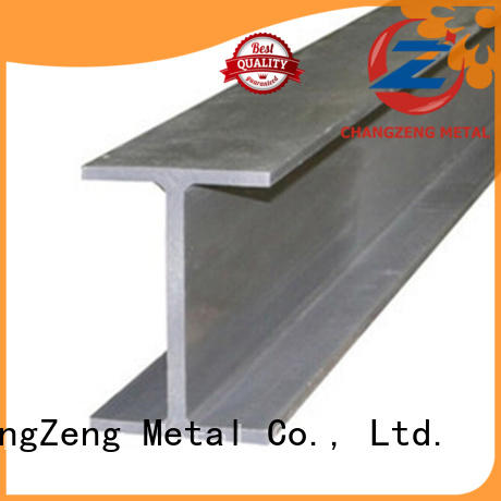 ChangZeng rolled carbon steel profiles for channel