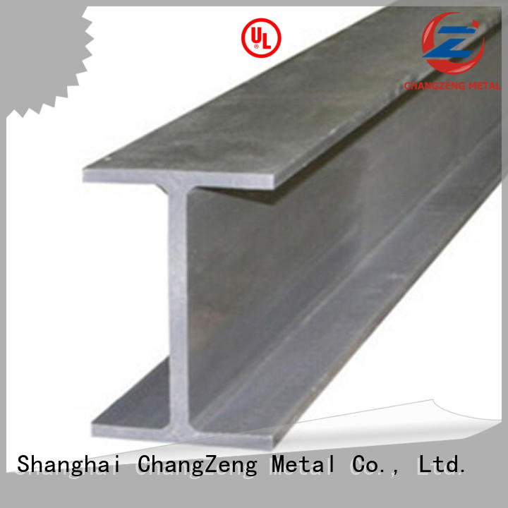 ChangZeng stable structural steel channel factory price for building