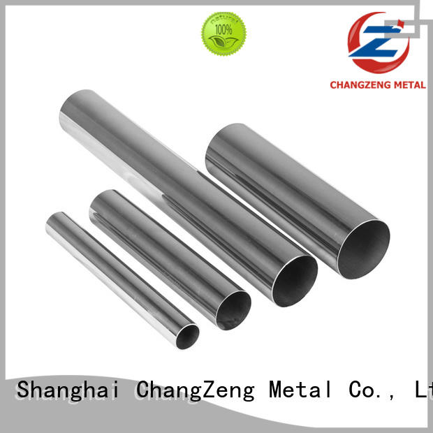 New stainless steel 304 pipes company for channel
