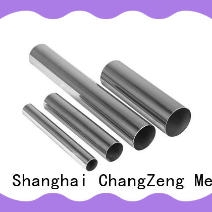 ChangZeng Custom 3 inch diameter metal pipe from China for construct
