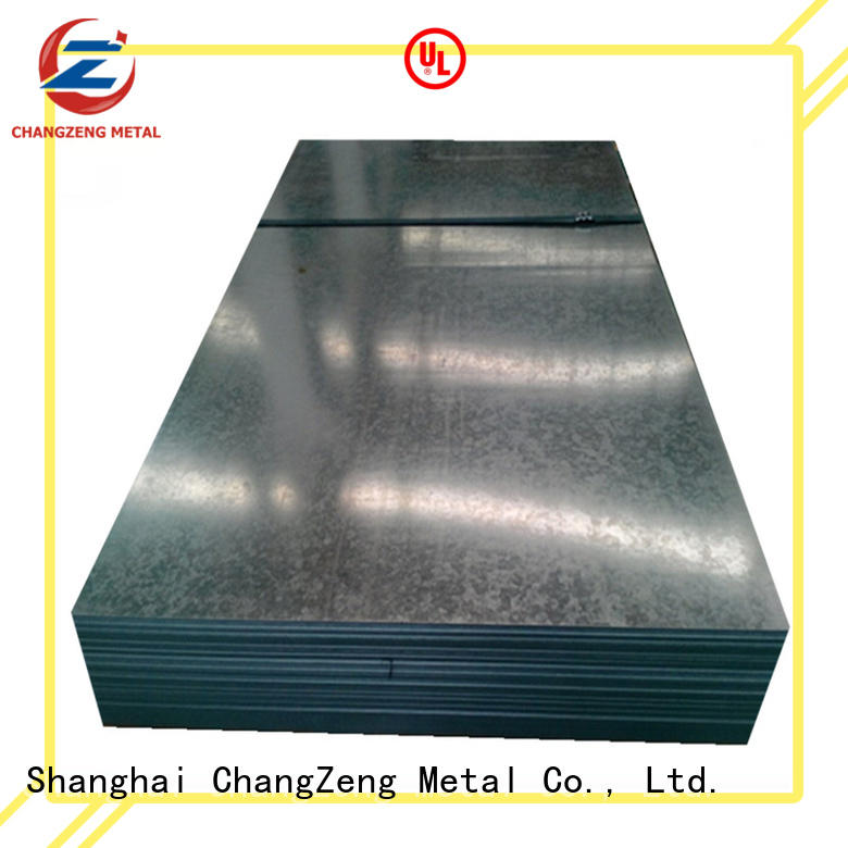 ChangZeng popula steel sheet design for industry