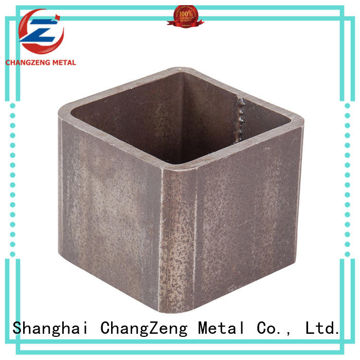 ChangZeng hollow steel pipes customized for channel