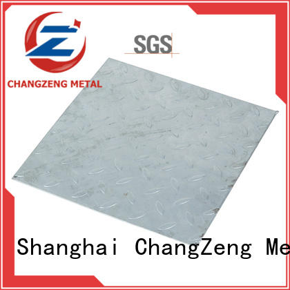 ChangZeng steel plate factory for construction
