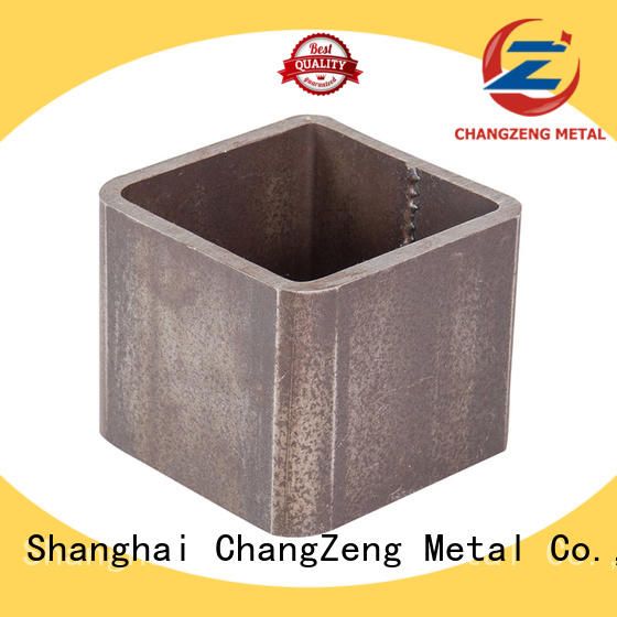 ChangZeng hollow steel tube suppliers for construct