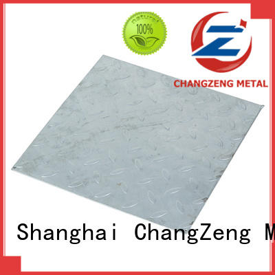 ChangZeng Latest carbon steel plate for business for commercial