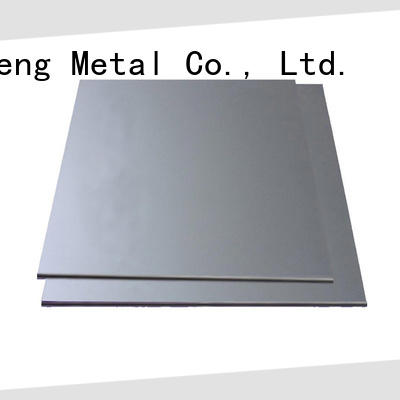 ChangZeng approved stainless sheet metal prices factory for industry