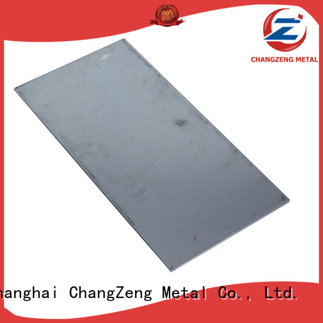 ChangZeng stainless steel sheet plate manufacturers for construction