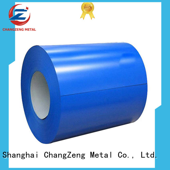 ChangZeng certificated steel coil factory price for industry