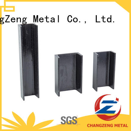 ChangZeng sturdy u channel steel factory price for construct