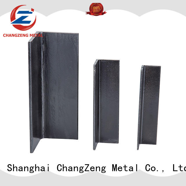 black structural channel supplier for construct