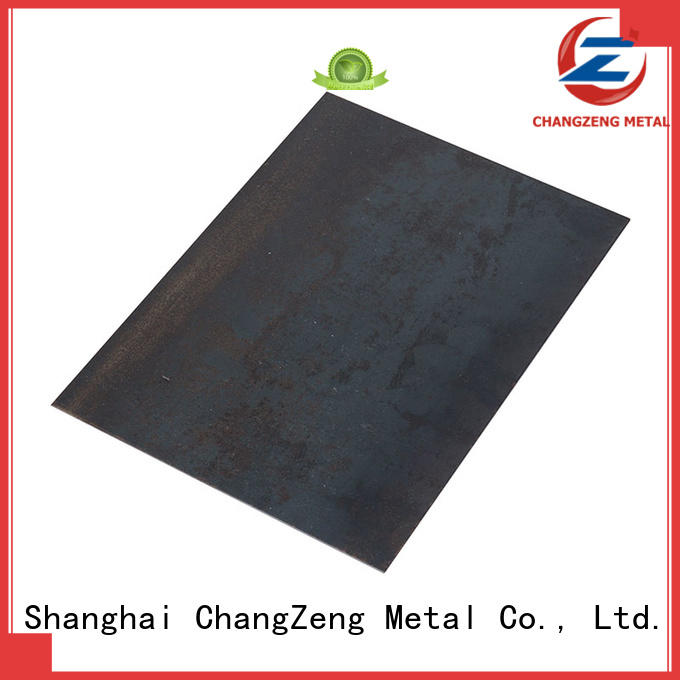 ChangZeng 904l steel plate factory for industry
