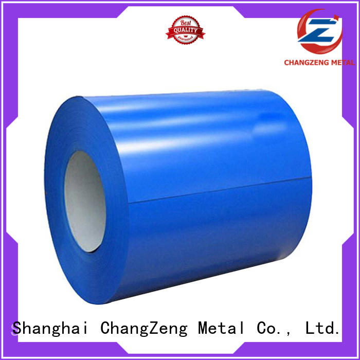 ChangZeng galvanized galvanized steel coil suppliers manufacturers for industrial