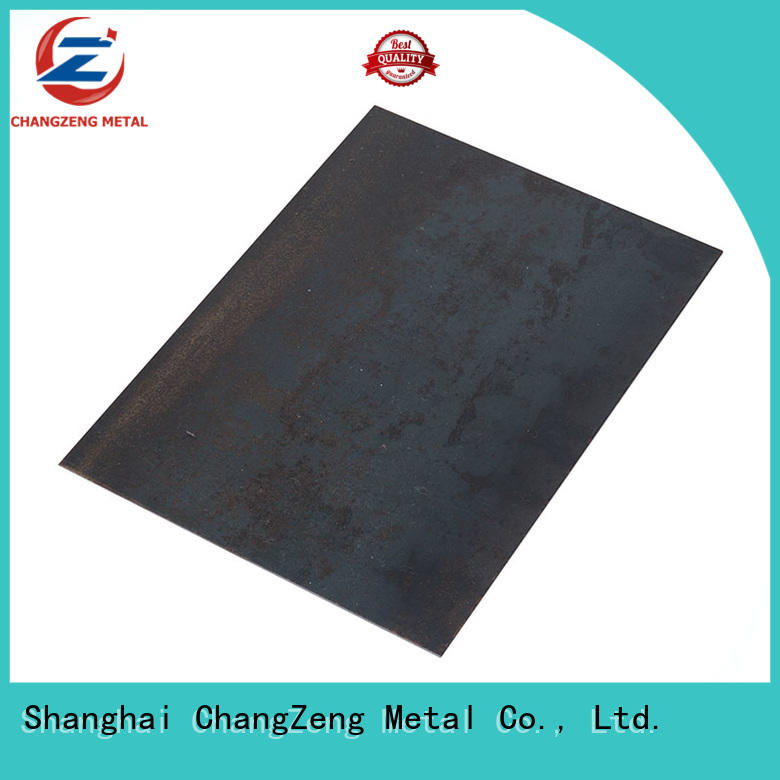 steel plate with good price for industrial ChangZeng