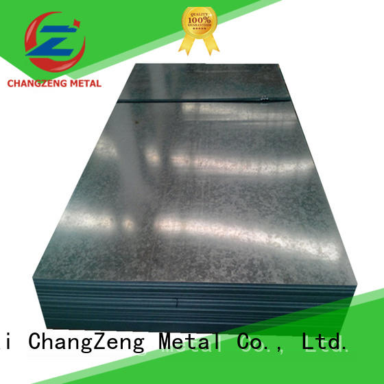 ChangZeng as sheet metal for business for commercial