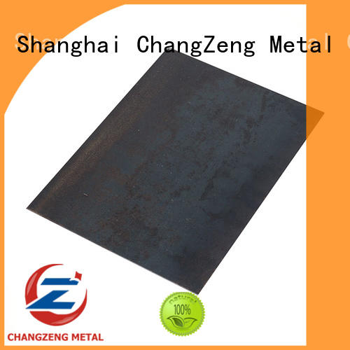 ChangZeng cost-effective 18 gauge aluminum sheet metal company for commercial