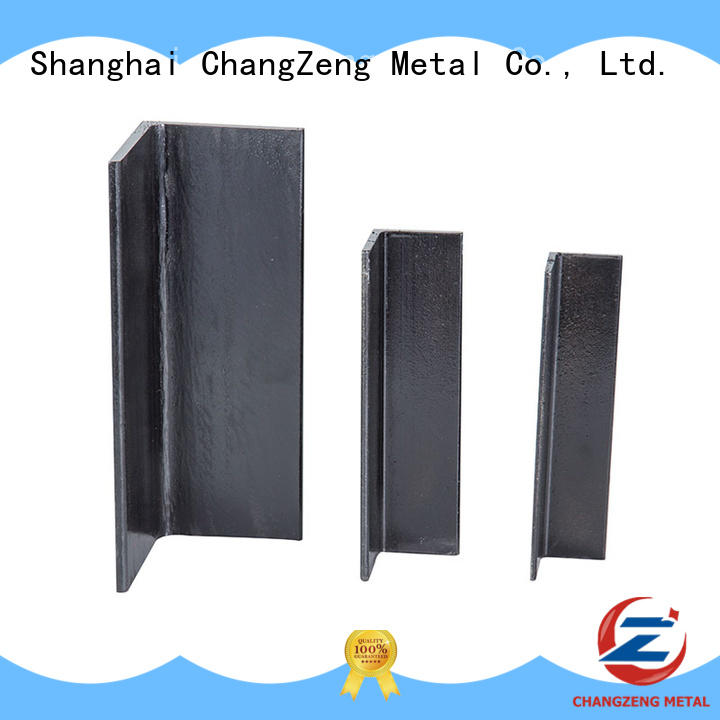 Top steel box profile personalized for channel