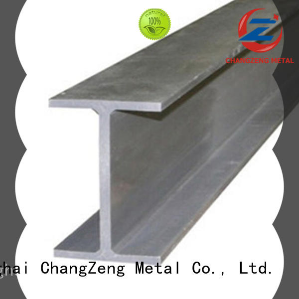 ChangZeng steel beam factory price for construct