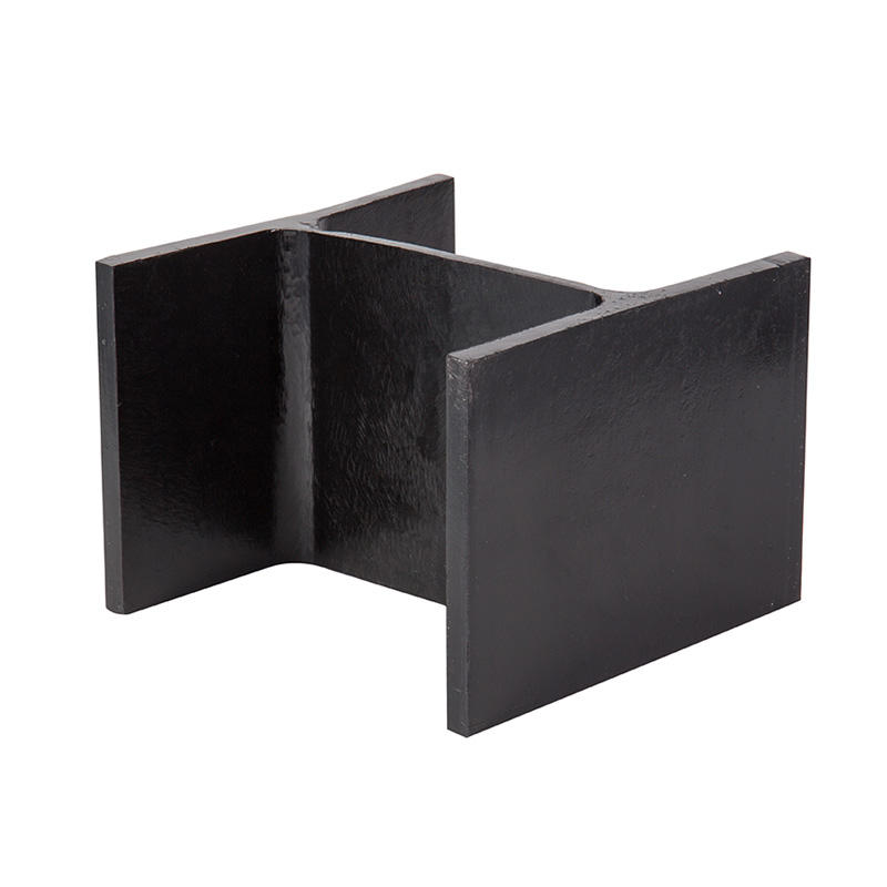 High Quality Black Or Galvanized Steel I Beam-steel manufacturer,steel angle,steel channel-ChangZeng