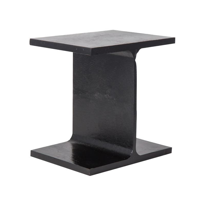 High Quality Black Or Galvanized Steel I Beam-l beam steel-ChangZeng