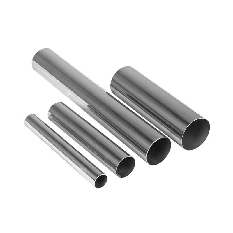 Round Section Shape Stainless Steel Pipe