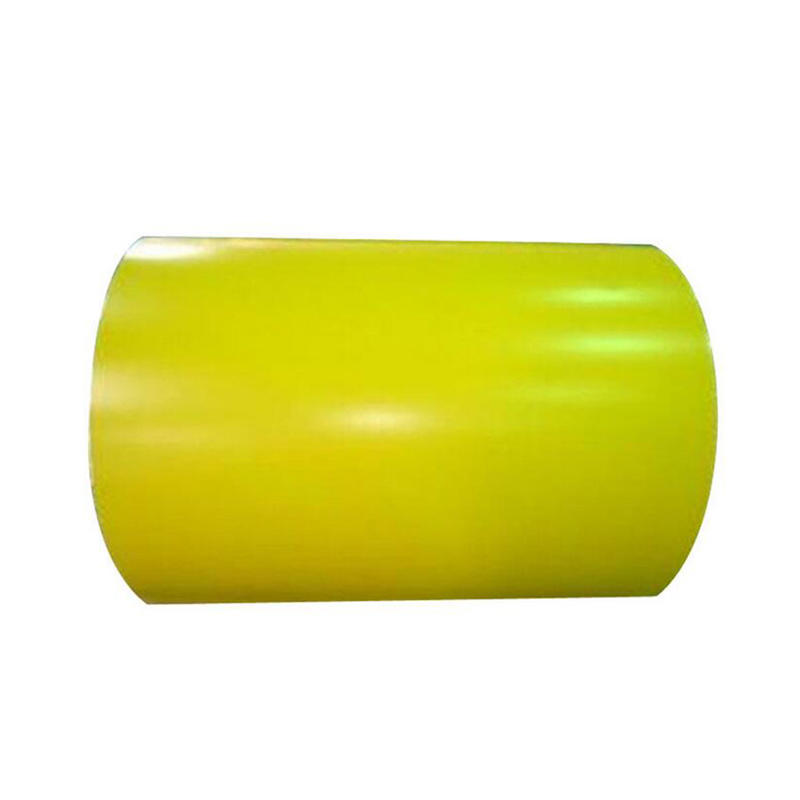 product-Galvanized Color Coated Steel Coil PPGL for Building Material-ChangZeng-img-1