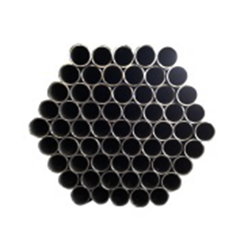 Q195 Q235 Grade  Round Welded Black Steel Pipe