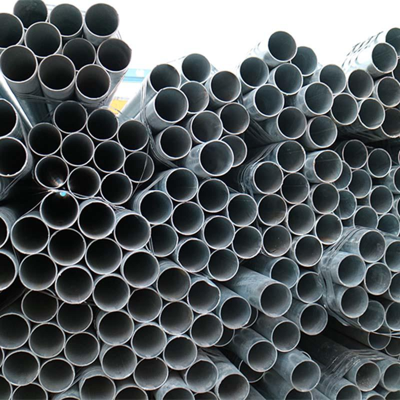 High Qualiy Carbon Galvanized Steel Pipe