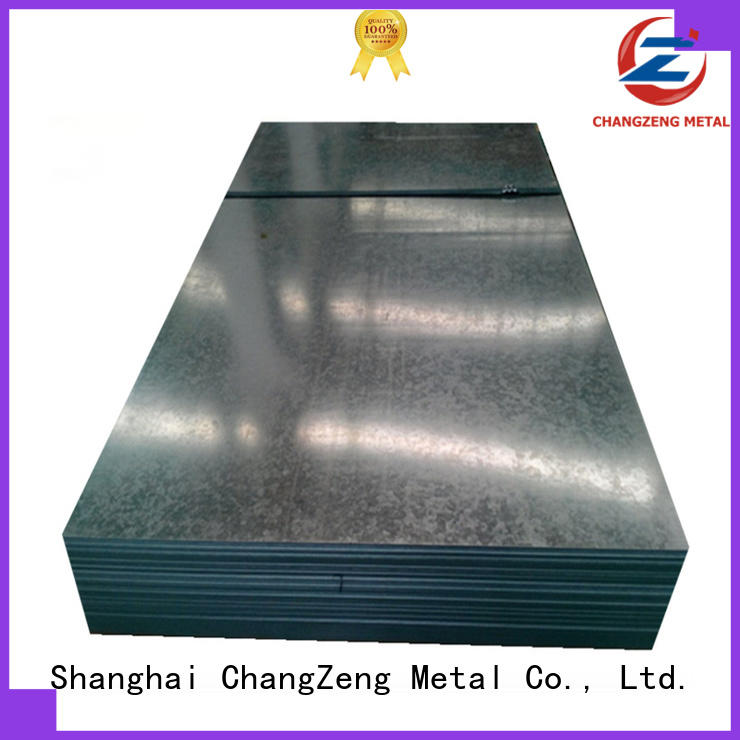 steel sheet metal with good price for industry ChangZeng