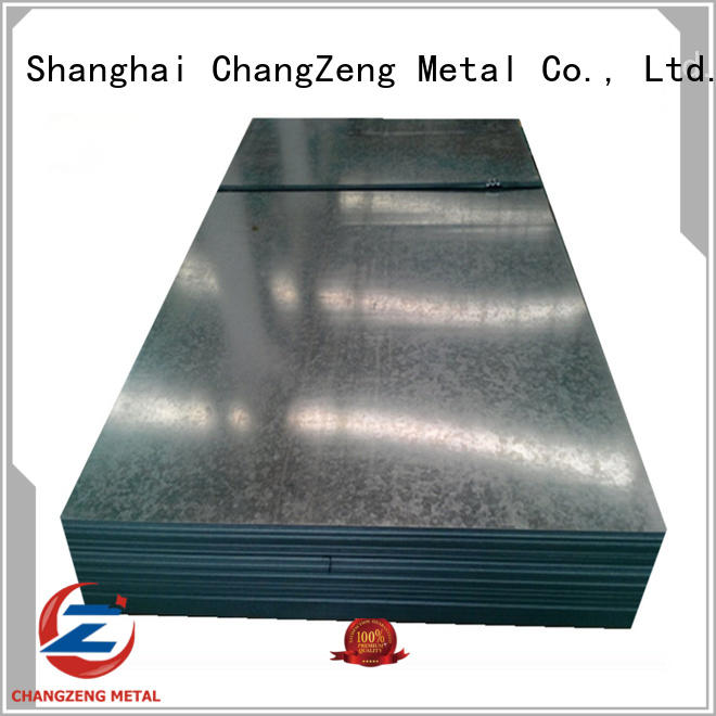 ChangZeng 321 steel plate with good price for industry