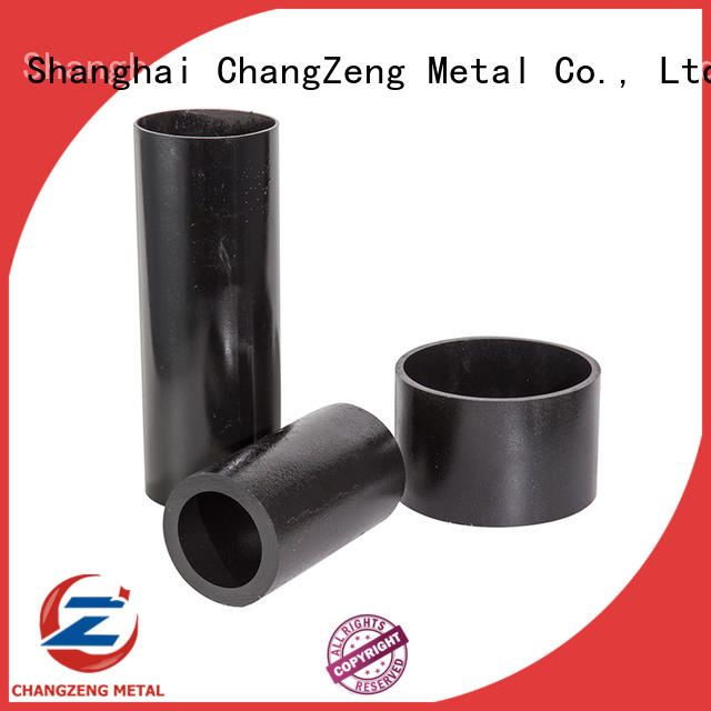 durable steel pipes customized for beam