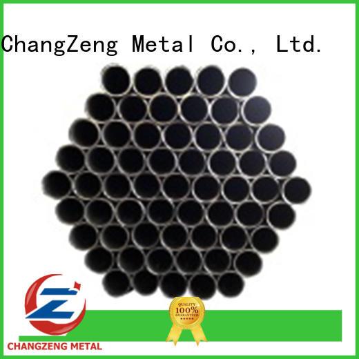 ChangZeng durable rectangular steel tubing manufacturers for building