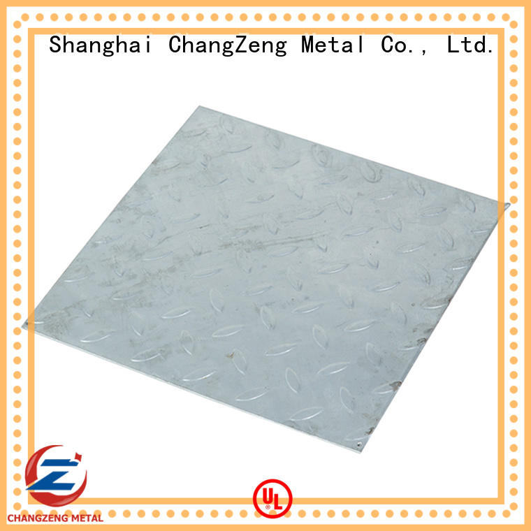 ChangZeng 14 gauge stainless steel sheet price factory for industrial