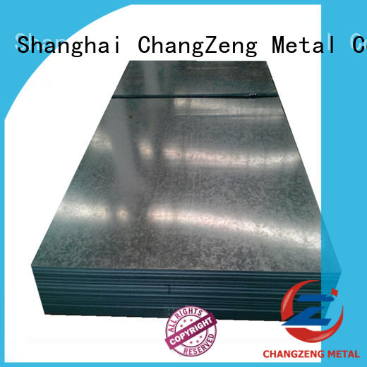 ChangZeng cost-effective thin sheet metal roll Supply for industry