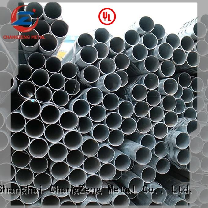 ChangZeng one inch metal pipe for business for channel
