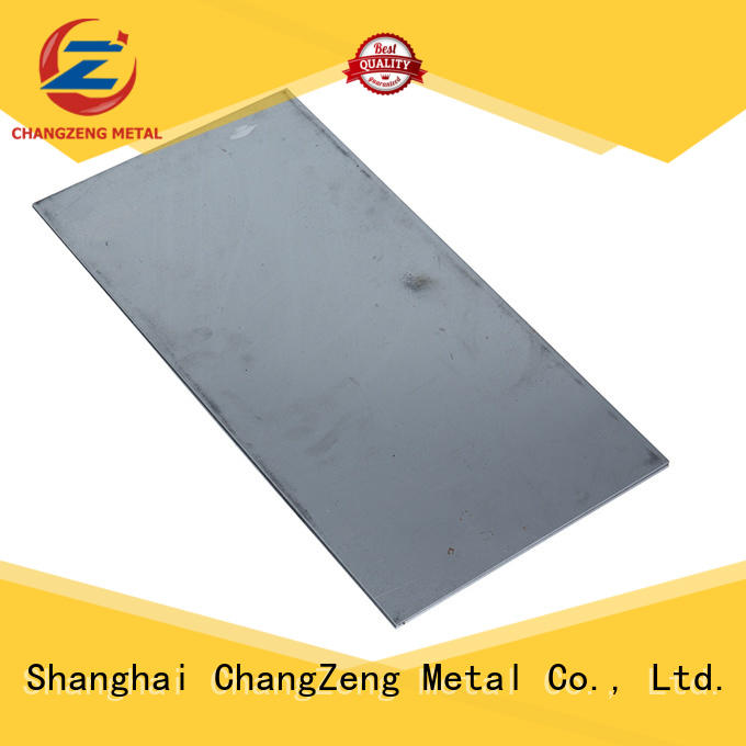 ChangZeng Custom galvanized steel sheet factory for commercial