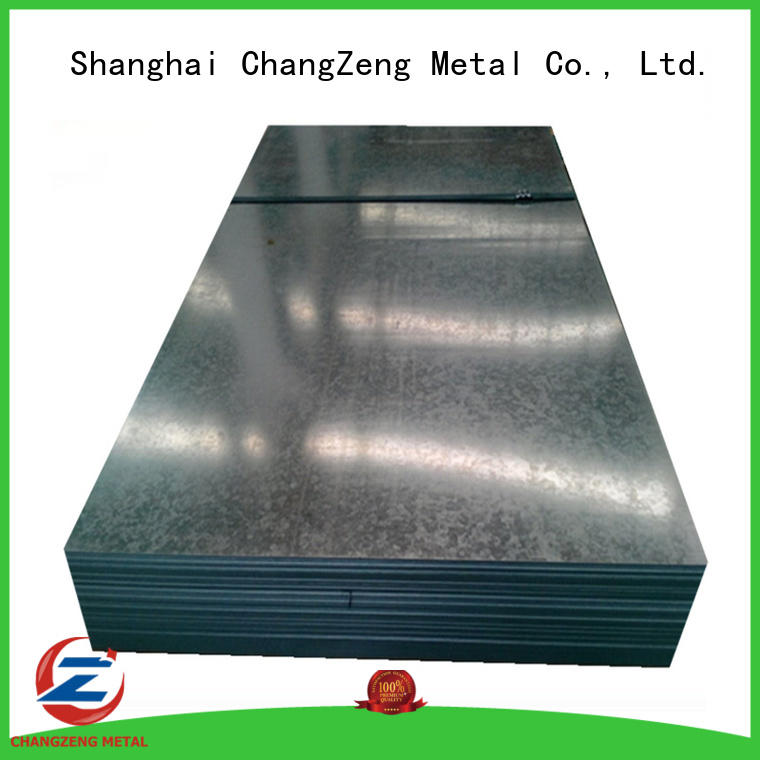 ChangZeng High-quality mild steel plate for sale Supply for industrial