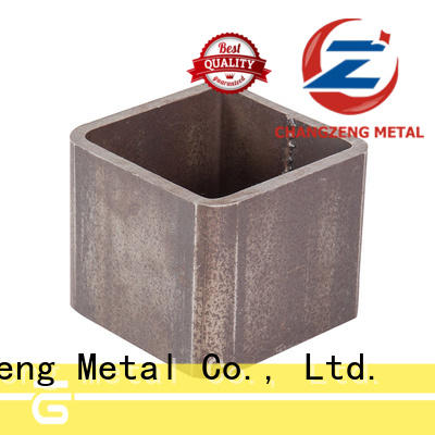 ChangZeng welded steel tubing manufacturer for construct