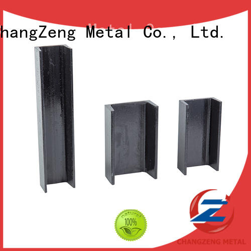 ChangZeng quality stainless steel extrusion profiles company for channel