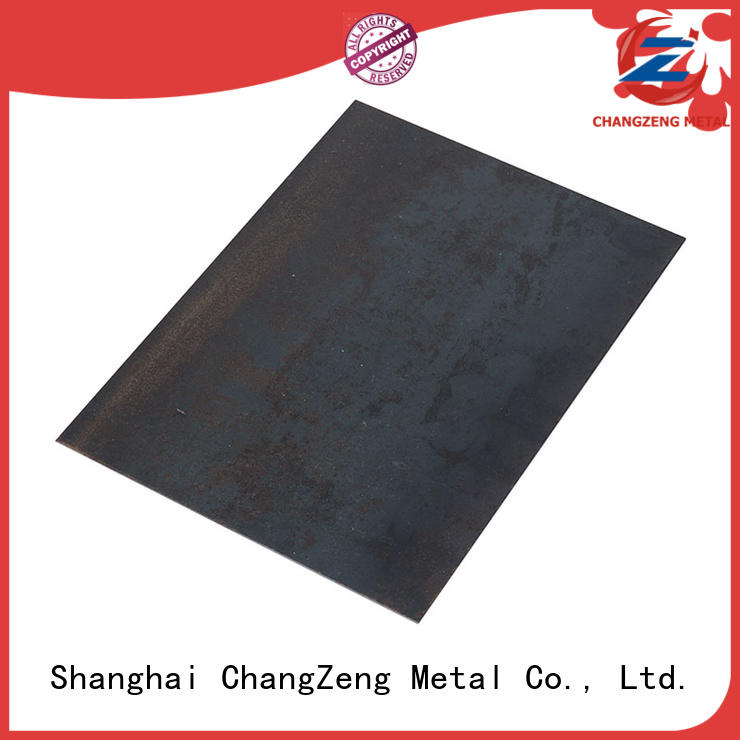 ChangZeng top quality stainless steel metal plate for construction