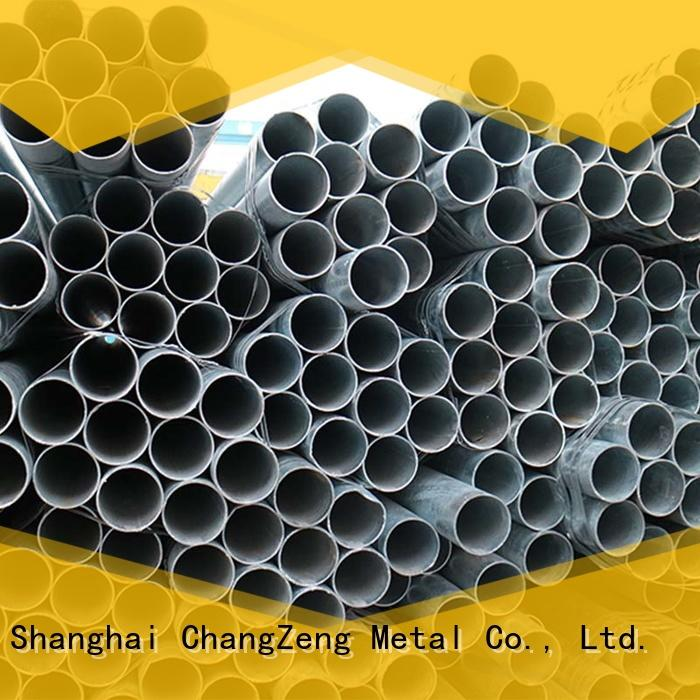 ChangZeng stainless steel pipe manufacturers for building