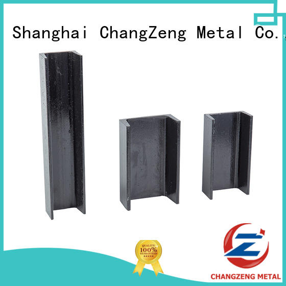 galvanized steel shape properties Suppliers for beam