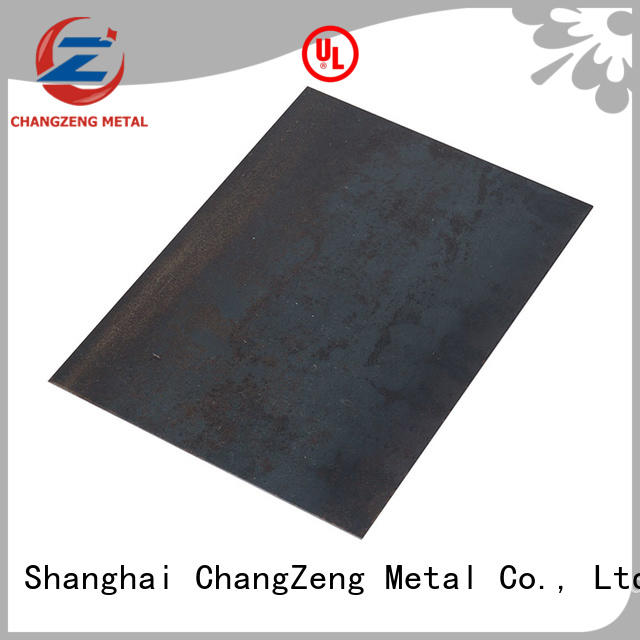 ChangZeng steel plate factory for commercial