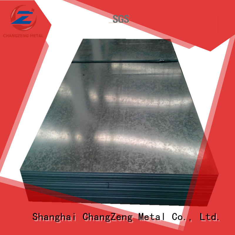 ChangZeng Best flat steel sheet company for construction