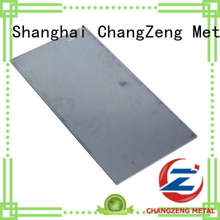 ChangZeng Top stainless steel perforated sheet factory for industrial