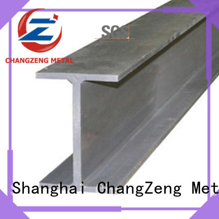 ChangZeng structural steel girders personalized for building
