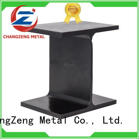 ChangZeng galvanized steel beam wholesale for channel
